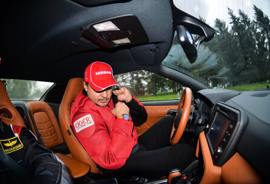 Extreme Training Experience with the new super cat Nissan GT-R